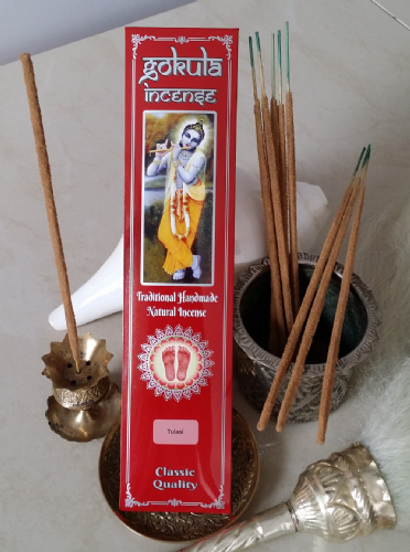 Tulasi Incense Sticks - 20 grams